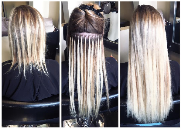 Extensions by Erin