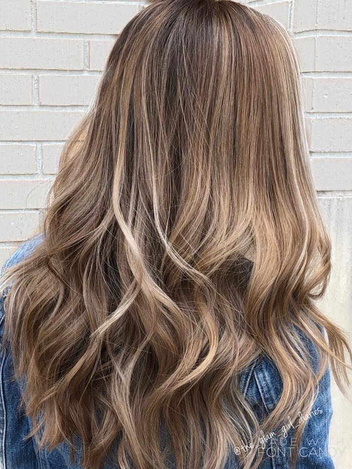 Balayage by Gina